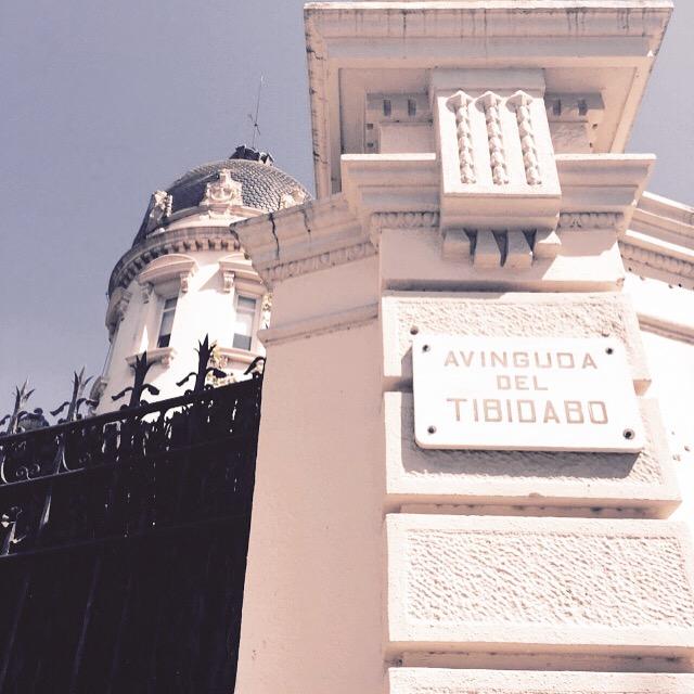 Avinguda tibidabo Barcelona 2015 Johanna Voll