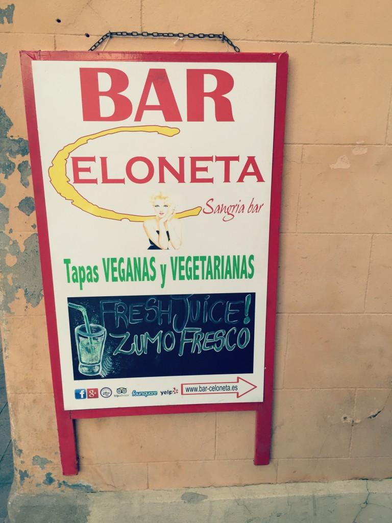 Barceloneta Bar Johanna Voll