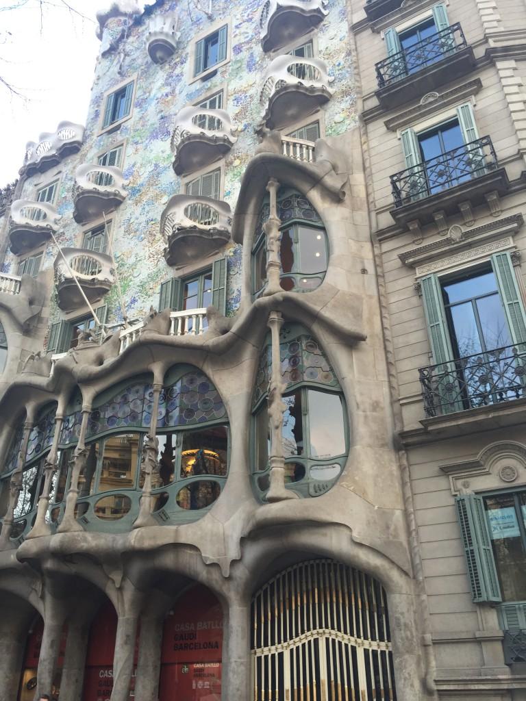 Gaudi Barcelona 2015 Johanna Voll